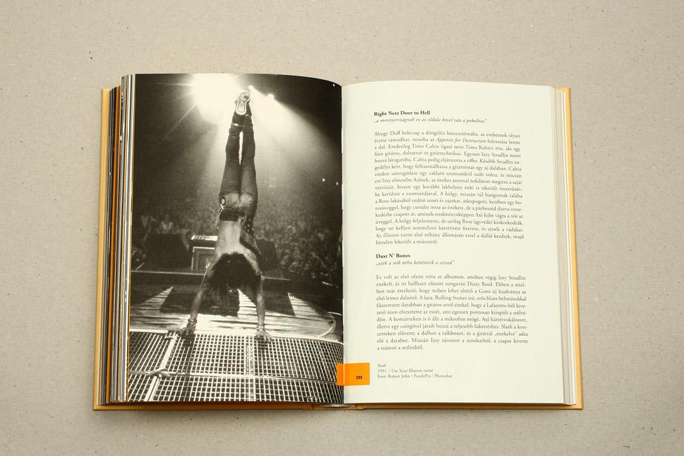 Takács Vilmos Vilkó: A Guns N' Roses és én. Pisztolytáska és rózsapatron c. könyve  - fotók3
